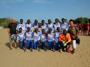 Football Academy in Gambia